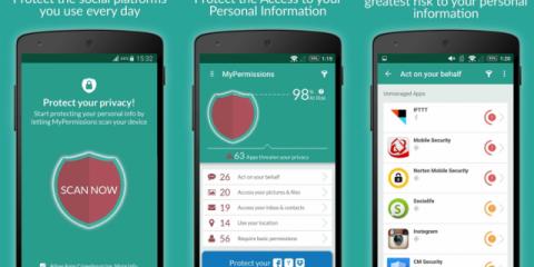 App4Italy. La recensione del giorno, MyPermissions Privacy Cleaner