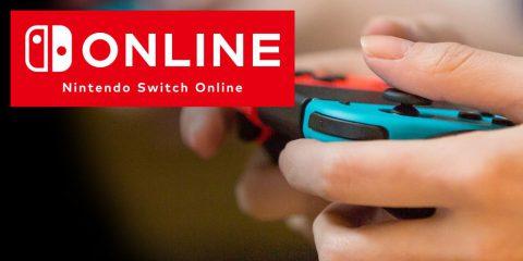 Nintendo svela il servizio Switch Online