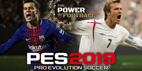 Konami presenta ufficialmente PES 2019