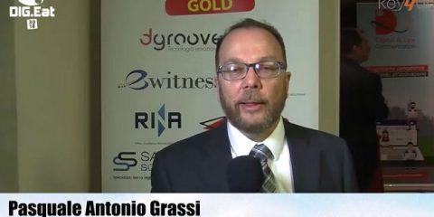 DIG.Eat 2018: Intervista a Pasquale Antonio Grassi (Banca d'Italia)