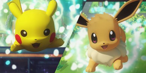 I Pokemon si rinnovano con Pokemon Let's Go Pikachu e Let's Go Eevee