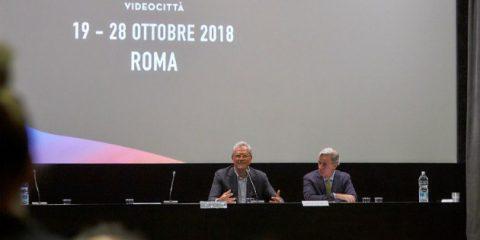 Videocittà, dal 19 al 28 ottobre Rutelli (Anica) porta a Roma gli artigiani dell'audiovisivo tra cinema 4.0 e nuova tv