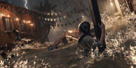 Square Enix e Nvidia collaborano per Shadow of the Tomb Raider