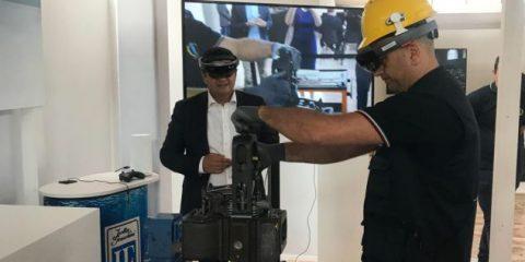 Bari Matera 5G. Turismo virtuale e manutenzione navale da remoto, video e foto delle prime applicazioni live