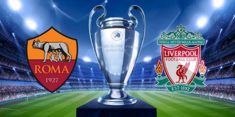 Champions League, Roma-Liverpool in chiaro e in HD su tivùsat