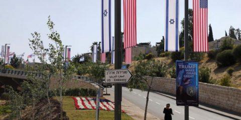 Inaugurazione dell'ambasciata Usa a Gerusalemme, Quim Torra nuovo presidente della Generalitat della Catalogna, Brexit