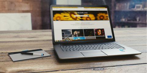 Vorticidigitali. Come si disegna l'homepage di un sito internet?