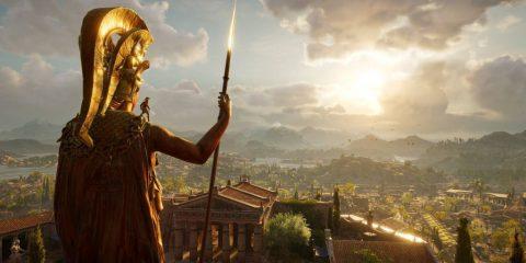Ubisoft rinnova la saga degli assassini con Assassin's Creed Odyssey