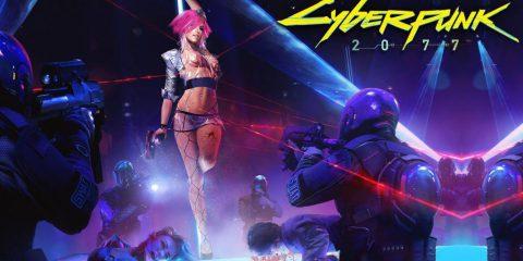 Cyberpunk 2077 debutta all'E3 2018 di Microsoft
