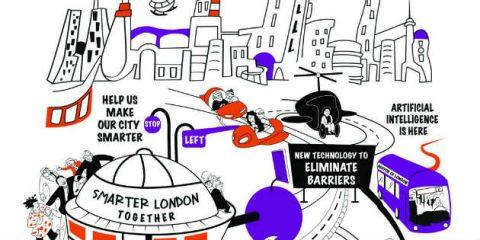Londra smart city grazie al 5G, Sadiq Khan lancia nuovo piano per la digital economy