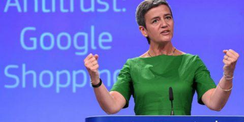 Bruxelles contro Google e Android, pronte nuove sanzioni per abuso di posizione dominante