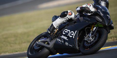 Moto GP, domenica Max Biaggi torna al Mugello in sella ad una moto elettrica