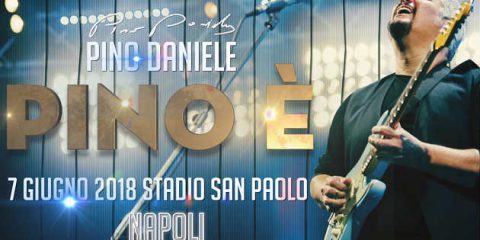 'Pino', 7 giugno in diretta da Napoli su Rai 1 il concerto per ricordare il grande Pino Daniele