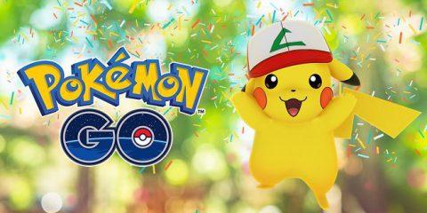 Pokemon Go registra picchi record di utenza
