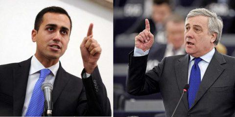 Copyright e tassa sui link, perché Tajani boccia la linea Di Maio