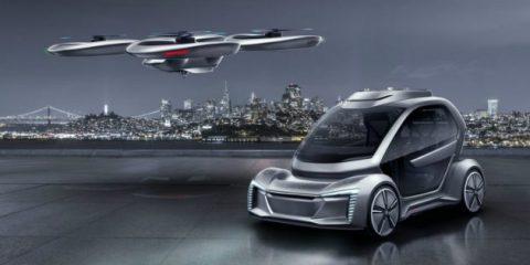 eMobility, ecco i primi taxi elettrici volanti europei dal cuore italiano