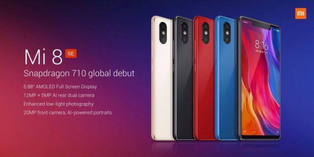 Xiaomi presenta il Mi 8, anche nella versione Explorer e SE