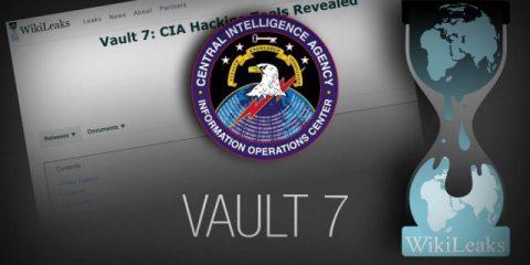 Vault 7, di cosa parlano documenti pubblicati da Wikileaks sulle capacità cibernetiche della CIA