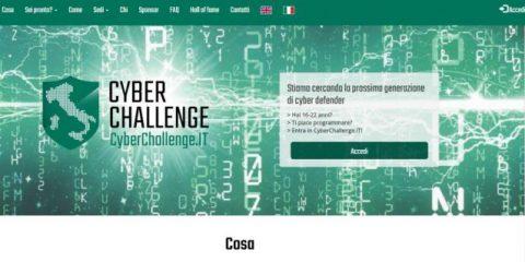 CyberChallenge.IT, il 28 giugno a Roma premiazione dei giovani talenti informatici