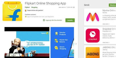 App4Italy. La recensione del giorno, FlipKart