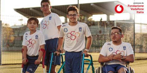 Fondazione Vodafone, selezionati 23 progetti finali del bando di OSO – Ogni Sport Oltre