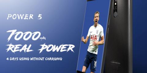 Cosa Compro. Leagoo Power 5, nuovo smartphone con super autonomia di 4 giorni