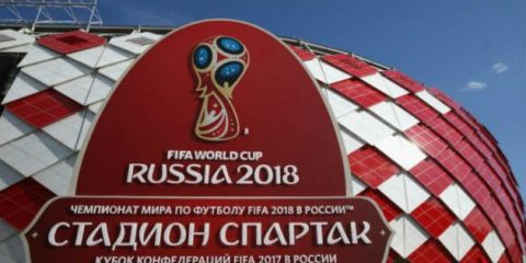 Russia 2018, su tivùsat i mondiali di calcio via satellite senza abbonamento