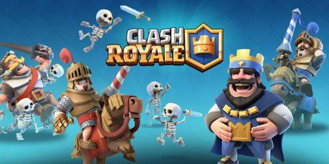 Clash Royale supera i 2 miliardi di dollari di ricavi