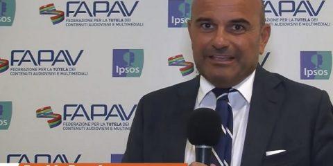 Pirateria audiovisiva in Italia, indagine FAPAV/Ipsos: videointervista a Davide Rossi, Presidente Optime