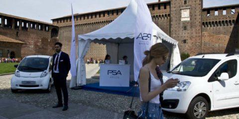 Auto elettriche, attese 500 vetture a batteria al meeting di Milano del 29 settembre