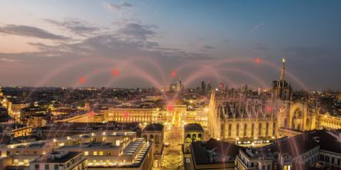 5G, Vodafone realizza a Milano la prima rete conforme allo standard 3GPP