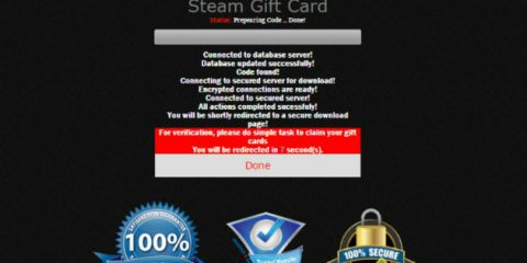 Truffe online per la raccolta di dati personali, false gift card la nuova minaccia