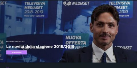 Mediaset lancia Mediaset Play, online la nuova app di streaming