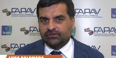 Pirateria audiovisiva in Italia, indagine FAPAV/Ipsos: videointervista a Luca Palamara, Componente del CSM
