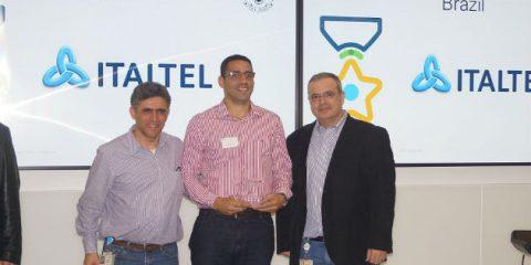 Trasformazione digitale, Italtel premiata in Brasile per la capacità di evolvere verso nuovi servizi e tecnologie
