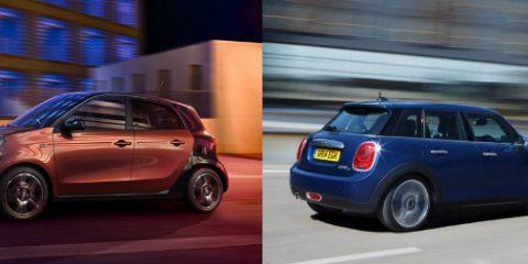eMobility, nel 2019 arriva la Mini 100% elettrica e dal 2020 la Smart converte l'intera produzione