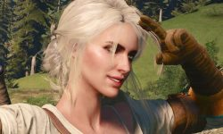 The Witcher - Ciri