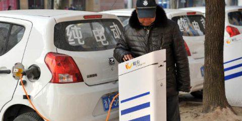 Auto elettriche, in Cina i costruttori salgono a 487. Varato a giugno piano da 47 miliardi di dollari