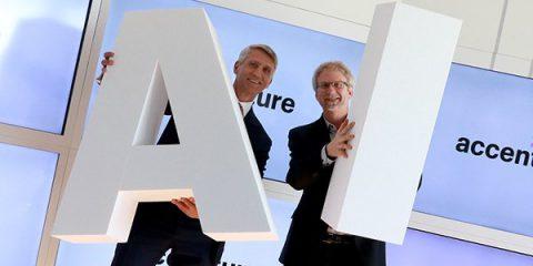 I 'guru' di Accenture a Milano per il primo anno di ACIN, il Centro di Innovazione del gruppo