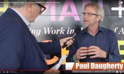 Intervista a Paul Daugherty, Chief Technology & Innovation Officer Accenture