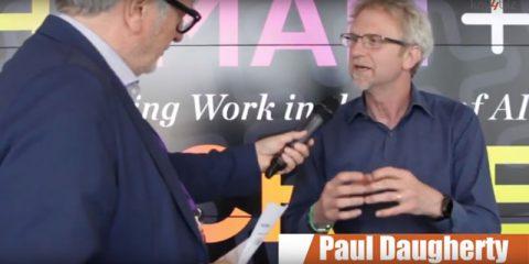 Intervista a Paul Daugherty, Chief Technology & Innovation Officer Accenture
