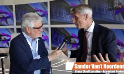 Intervista a Sander Van't Noordende, Group Chief Executive Accenture Products