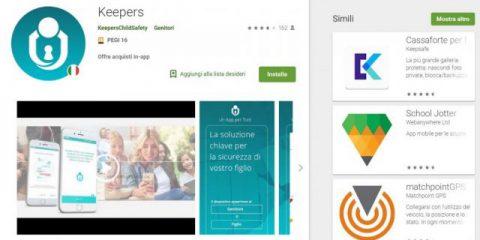 Cyberbullismo, arriva l'app Keepers per i clienti Vodafone