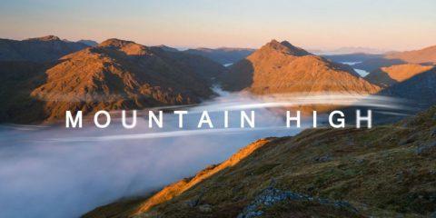 Videodroni. Mountain High, le Montagne Scozzesi tra nuvole e cielo