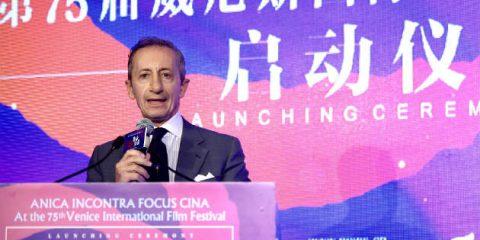 Cinema e internazionalizzazione, a Venezia terza edizione 'Focus on China' (30 agosto – 1° settembre)