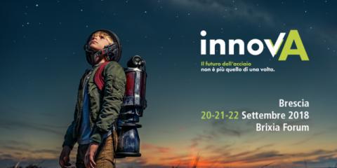 Enterprise 4.0. Neosperience e il futuro dell'Industria siderurgica a innovA 2018