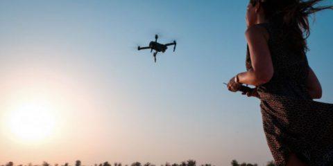 Droni a fini ricreativi, come utilizzarli rispettando la privacy