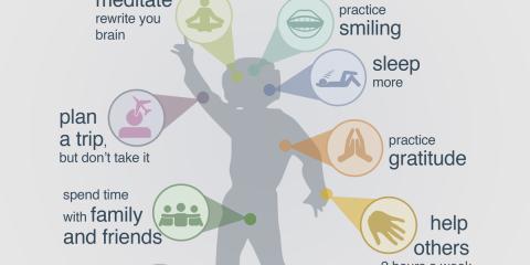 10 consigli per essere felici