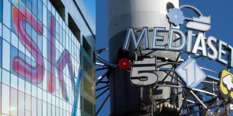 Mediaset verso cessione piattaforma Premium a Sky. Rete 4 e Italia 1 tornano in chiaro