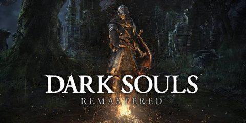 Dark Souls Remastered a picco su Steam